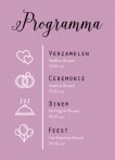 DIY label dagprogramma