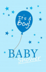 Uitnodiging babyshower It's a Boy
